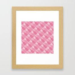 Wine Forever - Rosé Framed Art Print