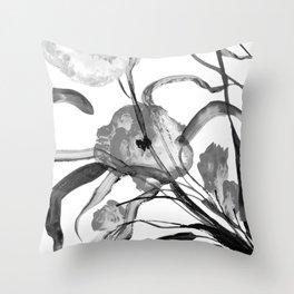 Flowers -a101 Throw Pillow