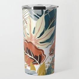 Tropical Wild Jungle Travel Mug