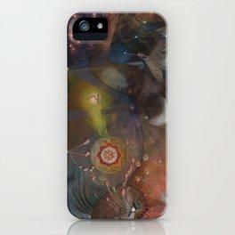 """Durga Maya Leela"" iPhone Case"