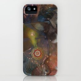 """Durga Maya Leela"" iPhone Case"
