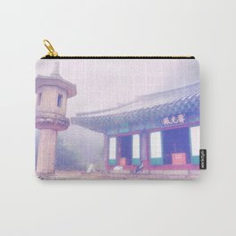 Buddhist temple  Carry-All Pouch