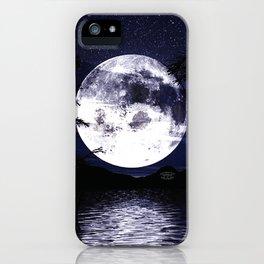 Moonriver iPhone Case