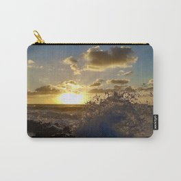 Sunrise on the Beach in the Cayman Islands Carry-All Pouch
