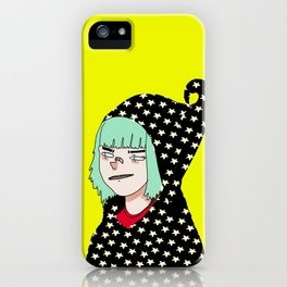 witchy witch iPhone Case