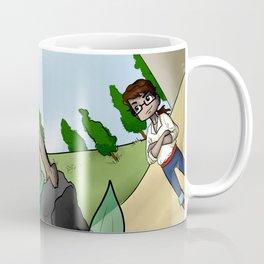 Little mermaid naga Coffee Mug