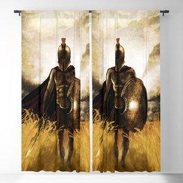 Spartan Warrior Field Blackout Curtain