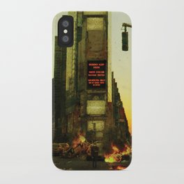 Deep Infection iPhone Case