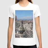madrid T-shirts featuring Madrid Espana by Eduardo Doreni