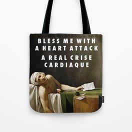 Neoclassical Weekend Tote Bag