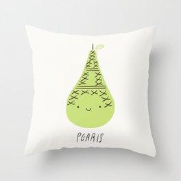 Pearis Throw Pillow
