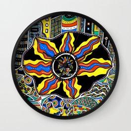 Chiasteddu mea Wall Clock