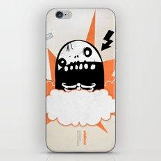 Mr wideo1 iPhone & iPod Skin