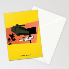 Flying Tank Stationery Cards