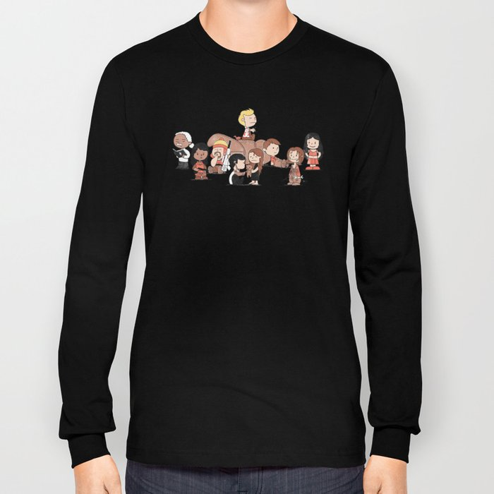 Firefly: The Gang - revised Long Sleeve T-shirt