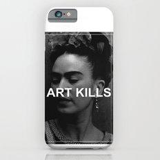 ART KILLS - FRIDA KAHLO iPhone 6s Slim Case