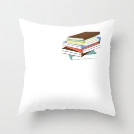 I'm an English Major You Do the Math T-Shirt Throw Pillow