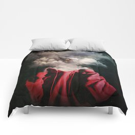 Escaping The Smoke Comforters