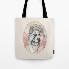 14/02 : Love is a blind Tote Bag