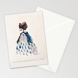 Ghost Bitch Stationery Cards