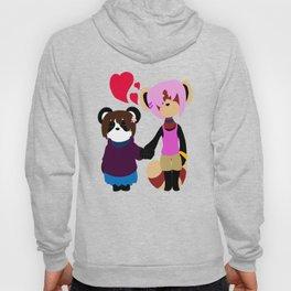 Non-Binary Pandas Hoody