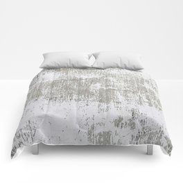 Vintage White Wall Comforters