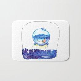 Aqua man VER.2 Bath Mat