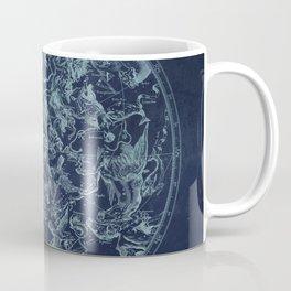 Vintage Constellation & Astrological Signs Coffee Mug