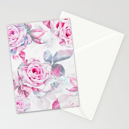ROSES4 Stationery Cards