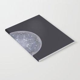 Snow Moon Notebook