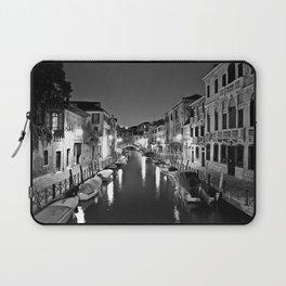 Venitian Canal. Santa Croce, Venice, Italy Laptop Sleeve