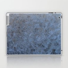 The freezing glass. Laptop & iPad Skin