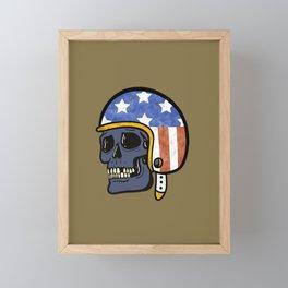 EZ Rider Framed Mini Art Print