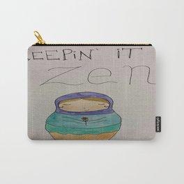 Keepin' it Zen Carry-All Pouch
