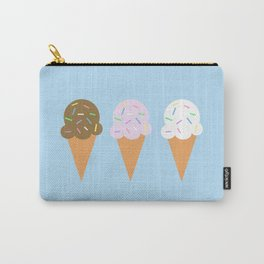 Ananda The Fairy Baby - Icecream Carry-All Pouch