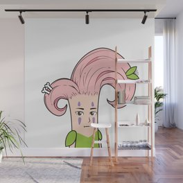 Alkasia Fancy in Halloween Costume Wall Mural