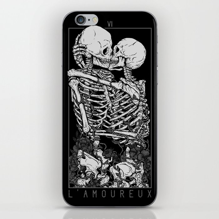 The Lovers iPhone Skin