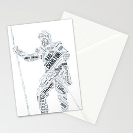 Charlton Reiver Art Stationery Cards