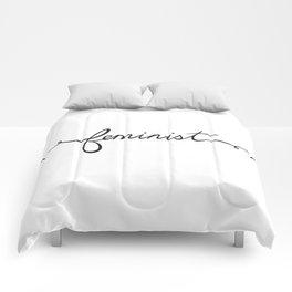 Feminist Comforters