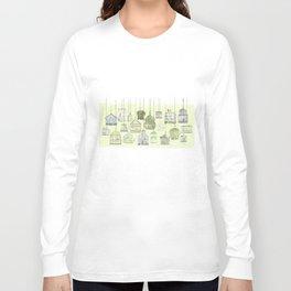 Bird cages Long Sleeve T-shirt
