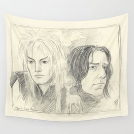Magick Lives Forever Wall Tapestry