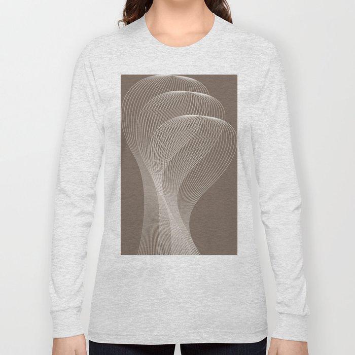 Abstract pattern 41 Long Sleeve T-shirt