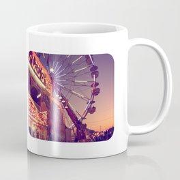 Midway Sunset Coffee Mug