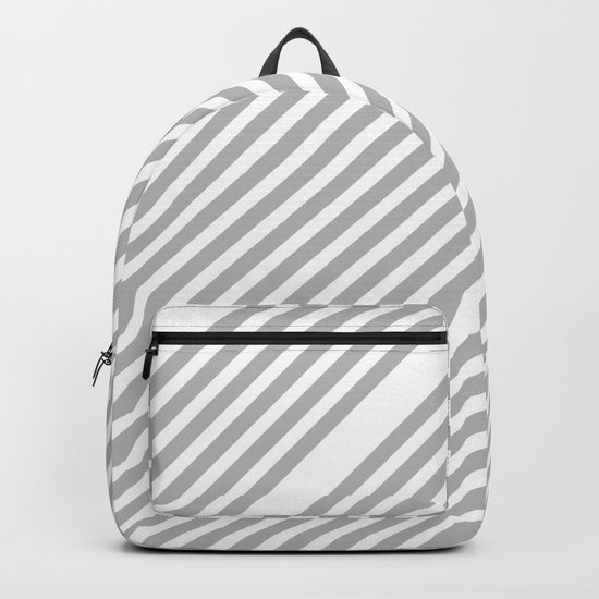 Silver Straws Backpack