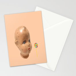 Baby doll :) Stationery Cards