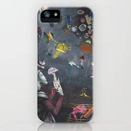Lady Edyta iPhone Case