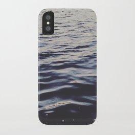 Eternal Blue Waves iPhone Case