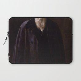 John Collier - Charles Robert Darwin Laptop Sleeve