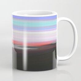Streams of Color Sunset Seascape Coffee Mug