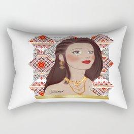 Arabian Rectangular Pillow
